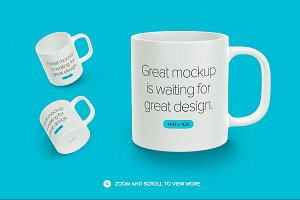 Coffee Mug Mockup | SALE