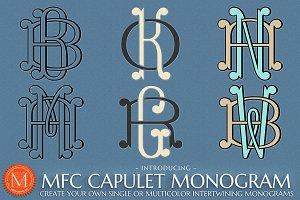 MFC Capulet Monogram