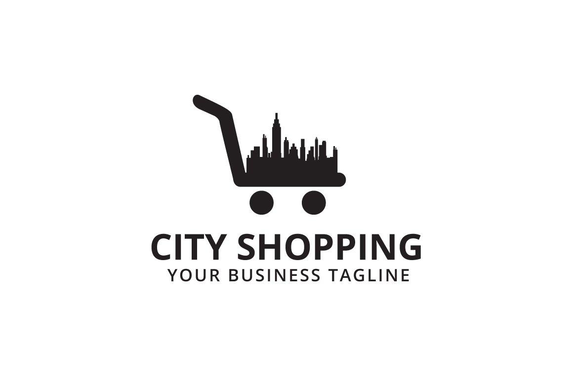 City Shopping Logo Template ~ Logo Templates ~ Creative Market