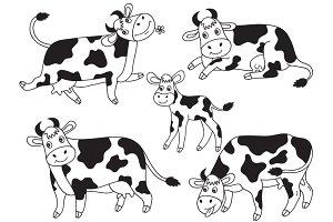 Cows Set