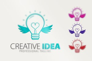 Creative İdea Logo