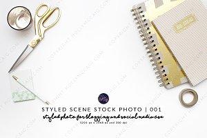 Styled Stock Mockup #001