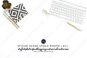 Styled Stock Mockup #011