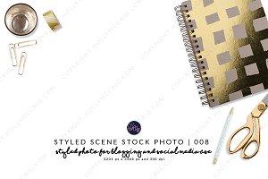 Styled Stock Mockup #008
