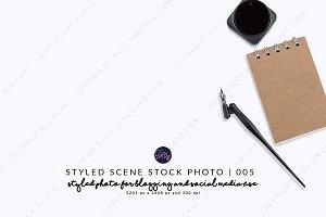 Styled Stock Mockup #005