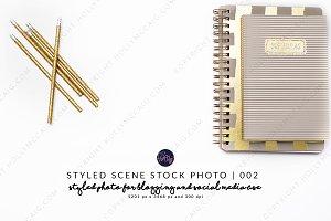 Styled Stock Mockup #002