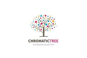 Chromatic Tree Logo