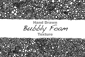 Vector Art: Bubbly Foam