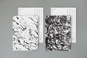 12 marble vector textures