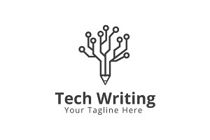 Tech Writing Logo Template