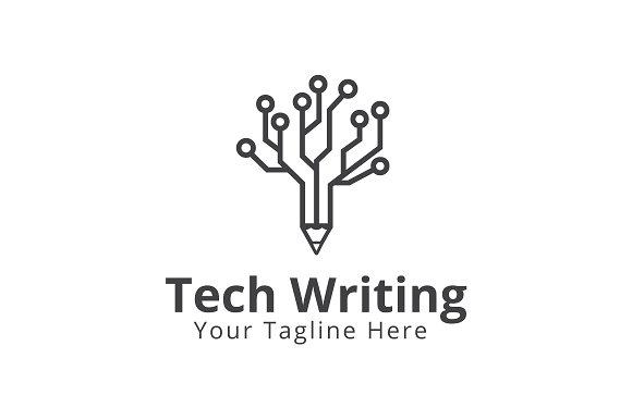 Tech Writing Logo Template