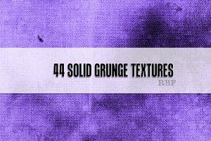 44 Solid Grunge Textures
