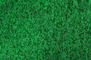 Green wool knitted background