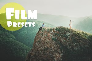 Film presets fo Lightroom