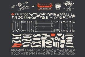 Hipster symbols