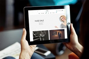 Responsive Magento 2 Fashion Theme