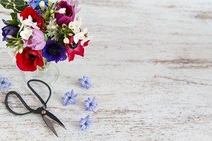 Spring Floral Image Set