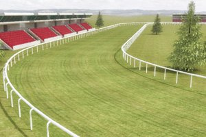 Racecourse Construction Kit