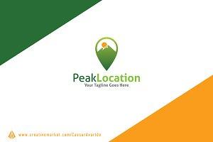 Peak Location