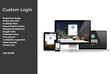 WIP C-Login WordPress plugin by  in Plugins