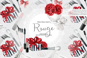 Rouge - Makeup Set
