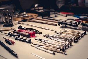 Watchmaker toolkit