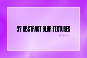37 Abstract Blur Textures