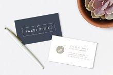 Logo & Business Card Template