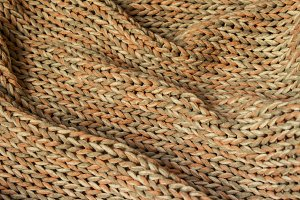 Knitted texture. Background.