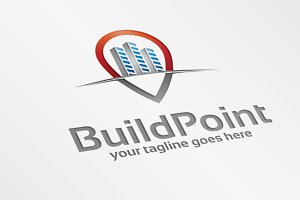 BuildPoint – Logo Template