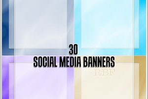 30 Social Media Banners