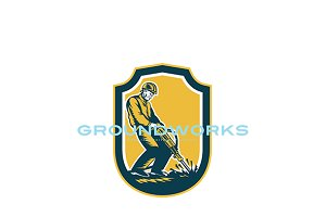 Groundworks Construction Logo