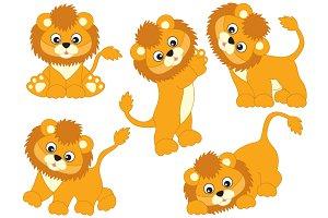 Lions Sets