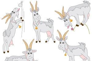 Goats Set