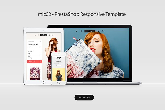 mlc02 - Fashion PrestaShop Theme
