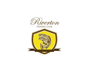 Riverton Fishing Club Logo