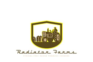 Radiator Farms Free Range Produce Lo