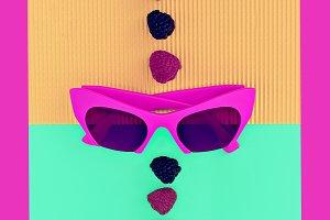 Bright Summer Fashion Accessories