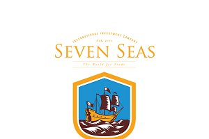 Seven Seas Investment Company Logo