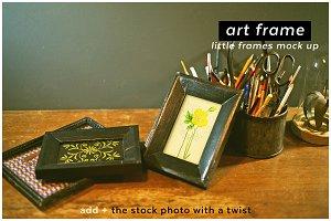 add + artframe 8 littleframes mockup