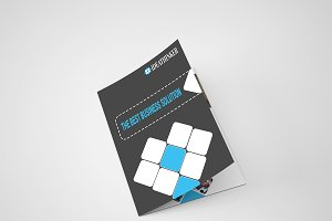 IdeaThinker Brochure Template