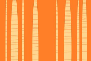 Retro background of red stripes
