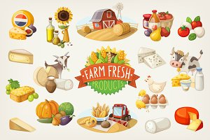 Organic products from farm
