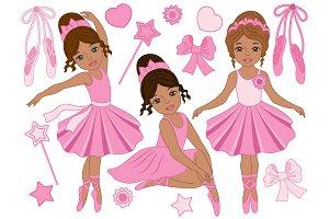 African American Ballerinas