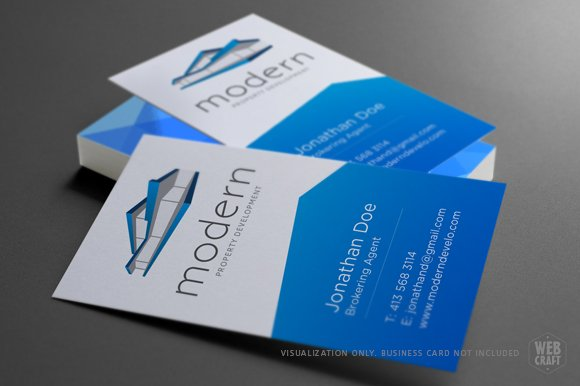 Modern real estate logo template logo templates creative market reheart Image collections