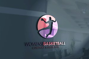 Women's Basketball Logo