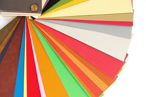 Color Chart Graphic Design