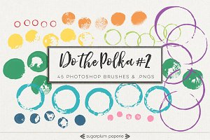 Do the Polka #2 : Brushes