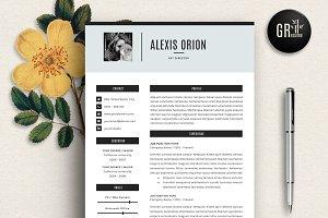 Resume Template | CV Template - 03