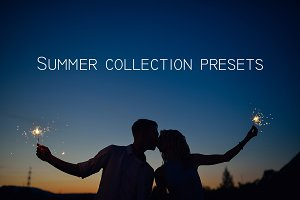 Summer Collection Presets Lightroom